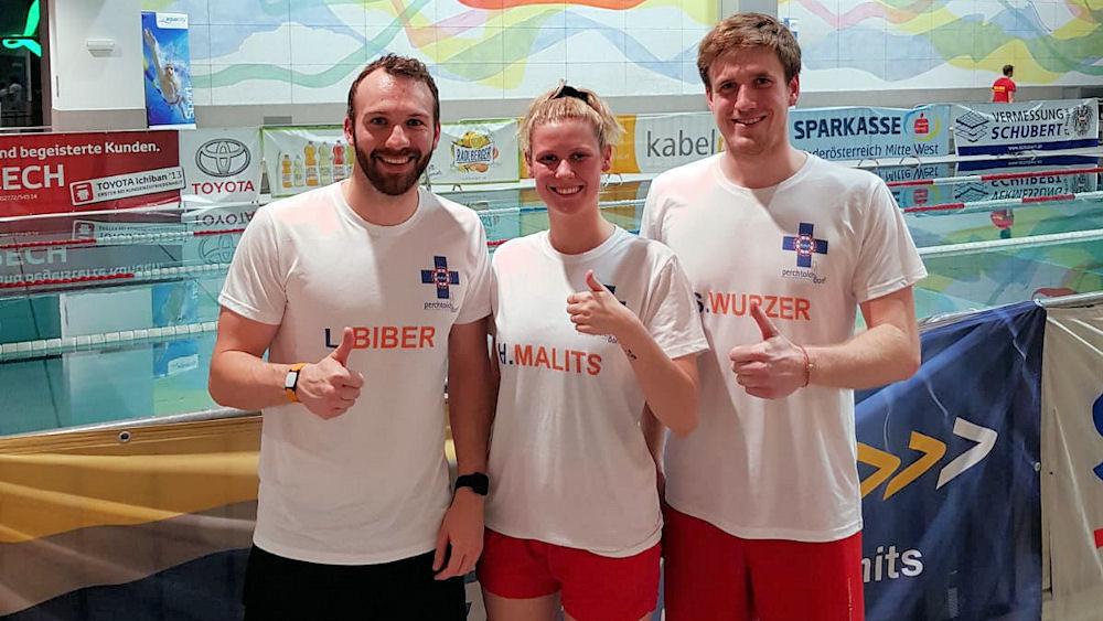 12 Stundenschwimmen 10 Sieger ÖWR Perchtoldsdorf 2019