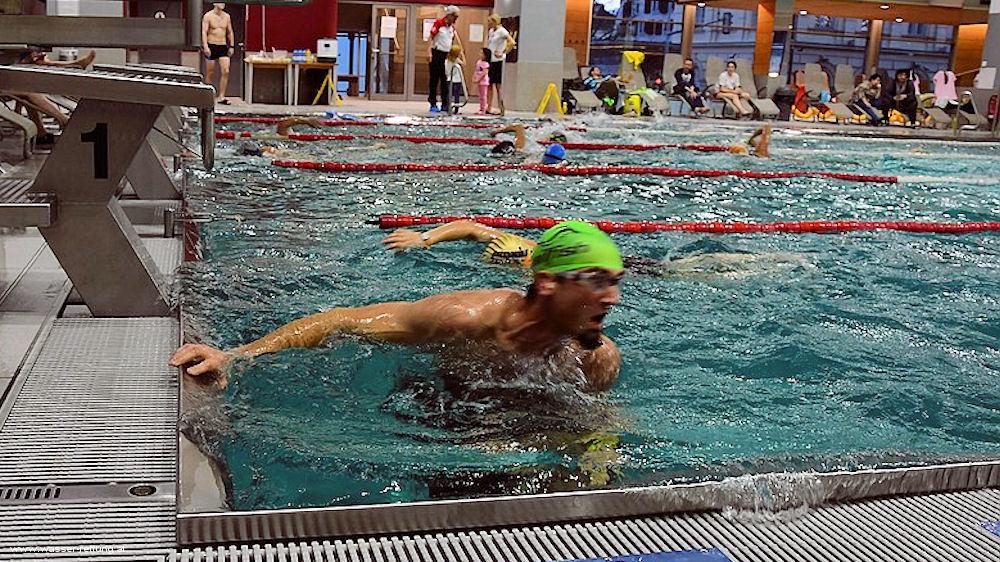 12 Stundenschwimmen 12 Sieger ÖWR Perchtoldsdorf 2019